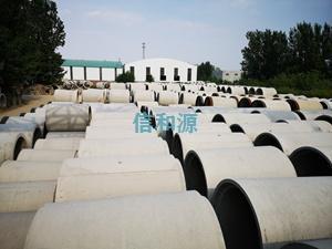 水泥管道规格标准
